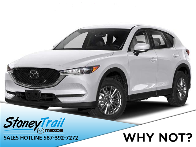 2021 Mazda CX-5 GS (Stk: N6571) in Calgary - Image 1 of 9