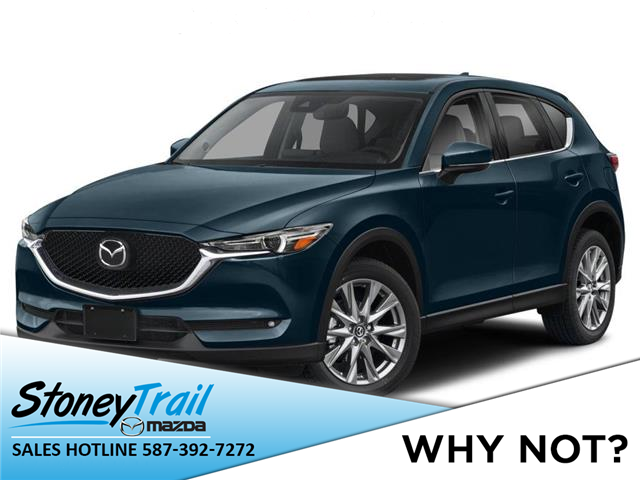 2021 Mazda CX-5 GT (Stk: N6643) in Calgary - Image 1 of 9