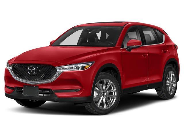 2021 Mazda CX-5 Signature (Stk: N6665) in Calgary - Image 1 of 9