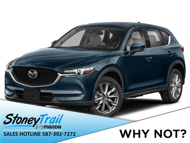 2021 Mazda CX-5 GT w/Turbo (Stk: N6672) in Calgary - Image 1 of 9