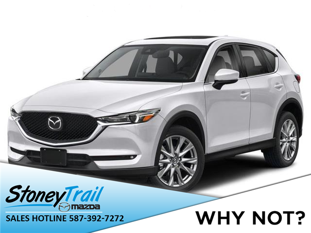 2021 Mazda CX-5 GT (Stk: N6721) in Calgary - Image 1 of 9