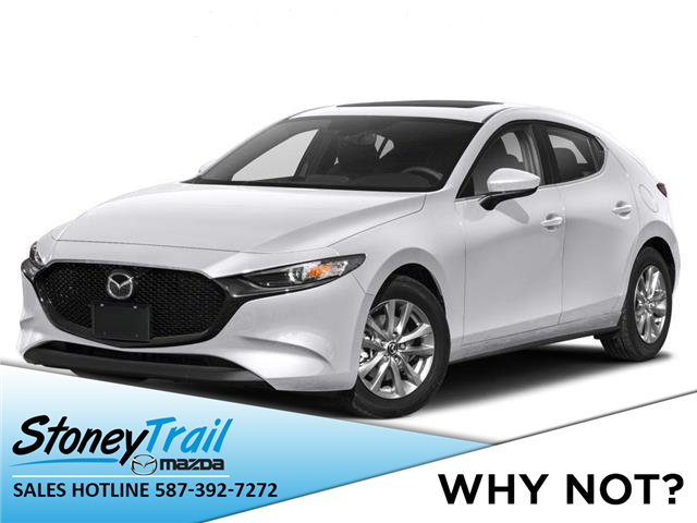 2021 Mazda Mazda3 Sport GS (Stk: H2813) in Calgary - Image 1 of 9