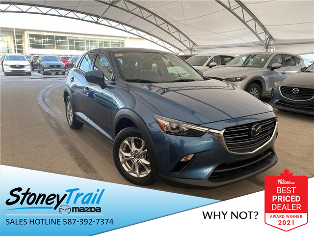 2019 Mazda CX-3 GS (Stk: ST2162) in Calgary - Image 1 of 25