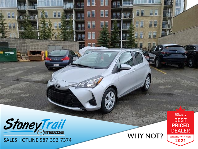 2018 Toyota Yaris  (Stk: N6757A) in Calgary - Image 1 of 20