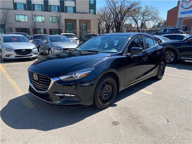 2018 Mazda Mazda3 Sport GT (Stk: N3291) in Calgary - Image 1 of 14