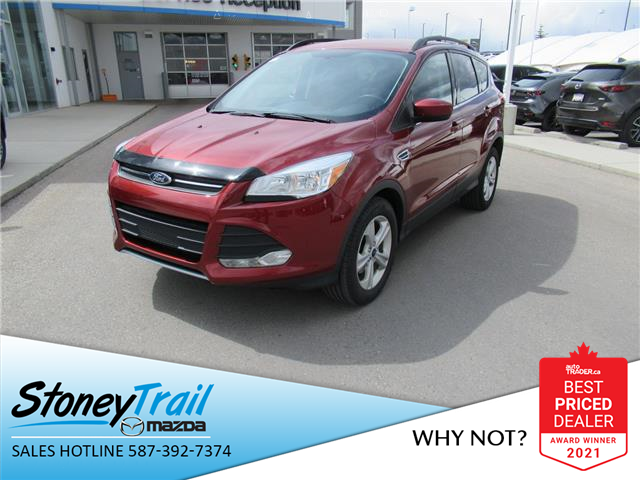 2015 Ford Escape SE (Stk: ST2170) in Calgary - Image 1 of 17