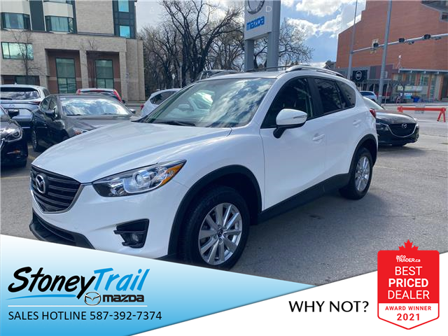 2016 Mazda CX-5 GS (Stk: NT3284) in Calgary - Image 1 of 13