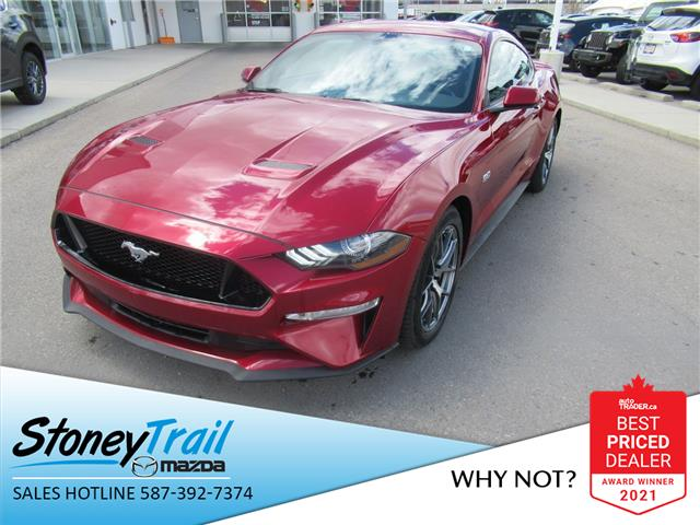 2019 Ford Mustang GT (Stk: ST2209) in Calgary - Image 1 of 1