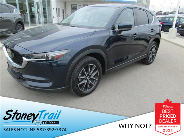 2018 Mazda CX-5 GT (Stk: S3374) in Calgary - Image 1 of 24