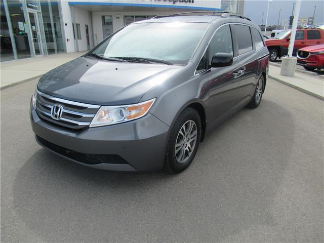 2011 Honda Odyssey EX-L (Stk: ST2174) in Calgary - Image 1 of 26