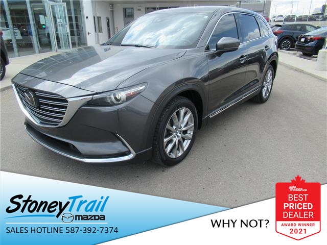 2017 Mazda CX-9 Signature (Stk: S3369) in Calgary - Image 1 of 26