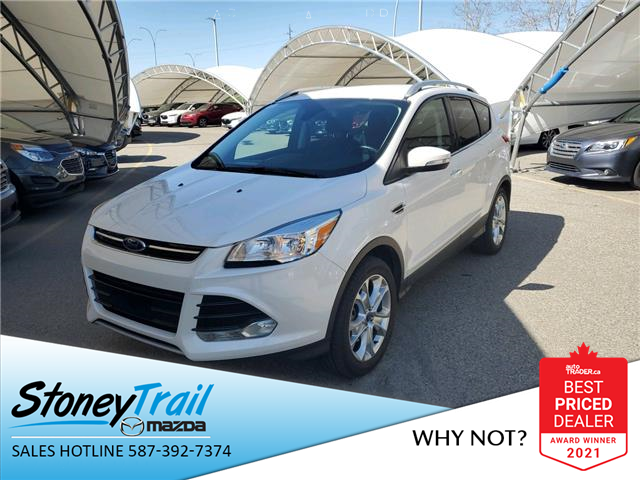 2014 Ford Escape Titanium (Stk: K8260) in Calgary - Image 1 of 21