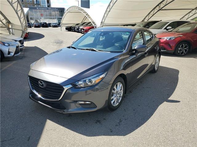 2018 Mazda Mazda3 GS (Stk: N6715BA) in Calgary - Image 1 of 20