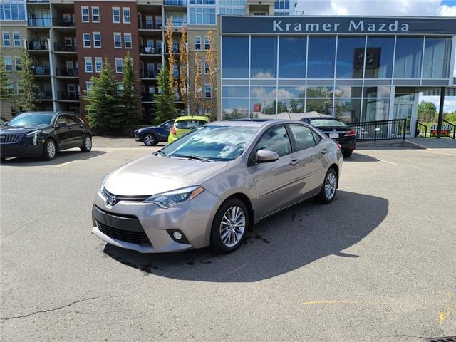 2014 Toyota Corolla LE (Stk: N6714A) in Calgary - Image 1 of 22