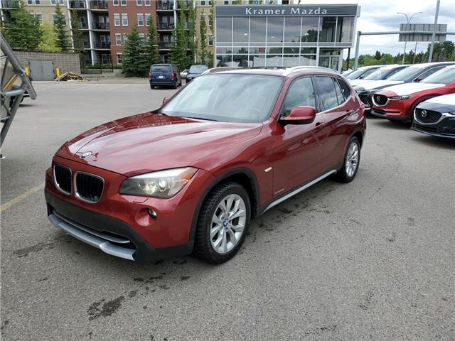 2012 BMW X1 xDrive28i (Stk: N6832A) in Calgary - Image 1 of 19