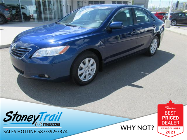 2007 Toyota Camry XLE V6 (Stk: ST2231) in Calgary - Image 1 of 23