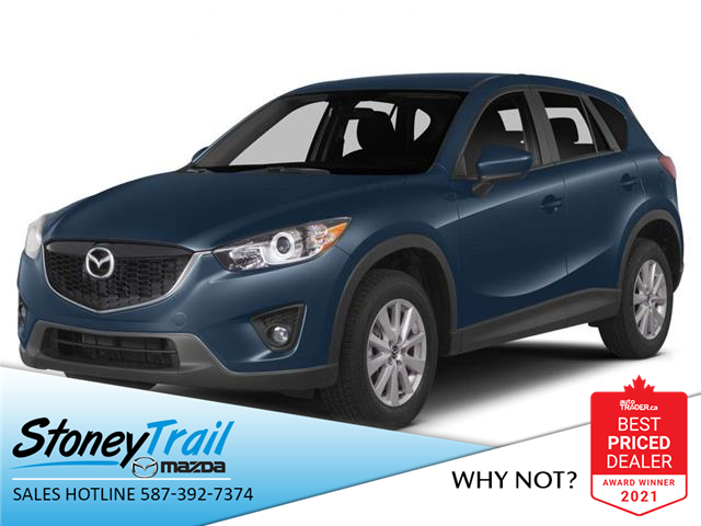 2014 Mazda CX-5 GS (Stk: NT3299A) in Calgary - Image 1 of 9