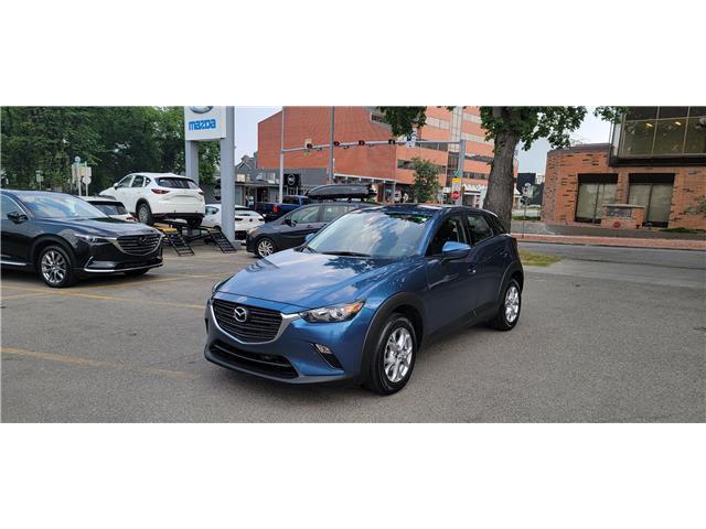 2019 Mazda CX-3 GS (Stk: N3326) in Calgary - Image 1 of 14