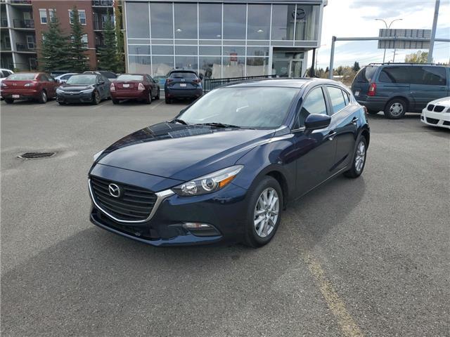 2018 Mazda Mazda3 Sport GS (Stk: N7020A) in Calgary - Image 1 of 19