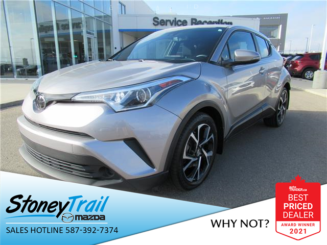2018 Toyota C-HR XLE (Stk: ST2289) in Calgary - Image 1 of 21