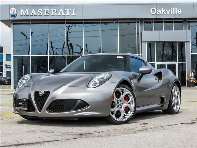 Used Cars SUVs Trucks For Sale Ferrari Of Ontario - Used alfa romeo 4c for sale