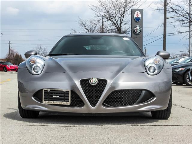 2015 Alfa Romeo 4C Base (Stk: U301) in Oakville - Image 2 of 23