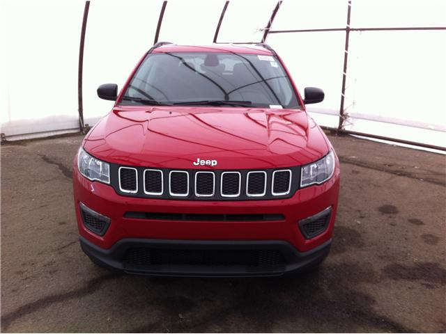 2018 Jeep Compass Sport (Stk: 180251) in Ottawa - Image 2 of 21