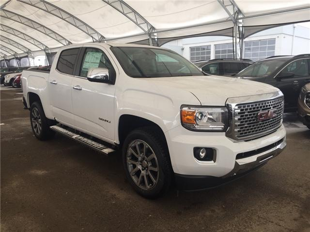 2018 GMC Canyon Denali (Stk: 161592) in AIRDRIE - Image 1 of 18