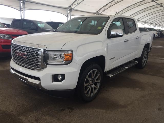 2018 GMC Canyon Denali (Stk: 161592) in AIRDRIE - Image 2 of 18