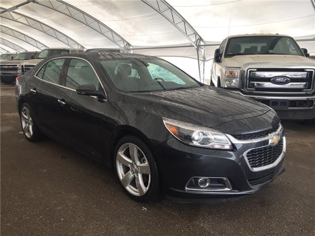 2015 Chevrolet Malibu 2LZ (Stk: 155995) in AIRDRIE - Image 1 of 22