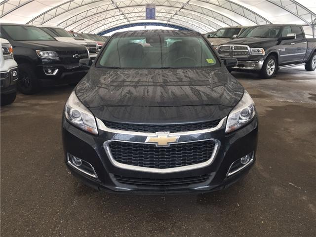 2015 Chevrolet Malibu 2LZ (Stk: 155995) in AIRDRIE - Image 2 of 22
