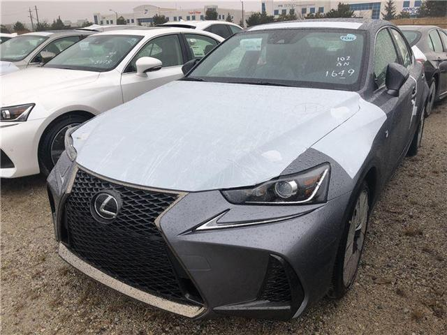 2018 Lexus IS 300 Base (Stk: 29511) in Brampton - Image 1 of 5