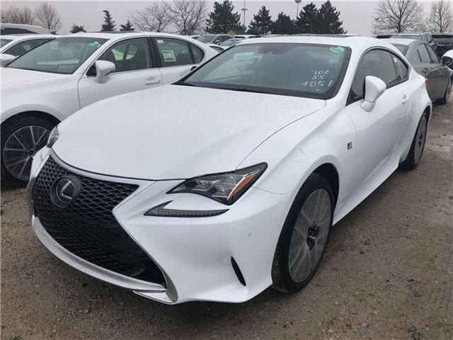 2018 Lexus RC 350 Base (Stk: 8649) in Brampton - Image 1 of 5