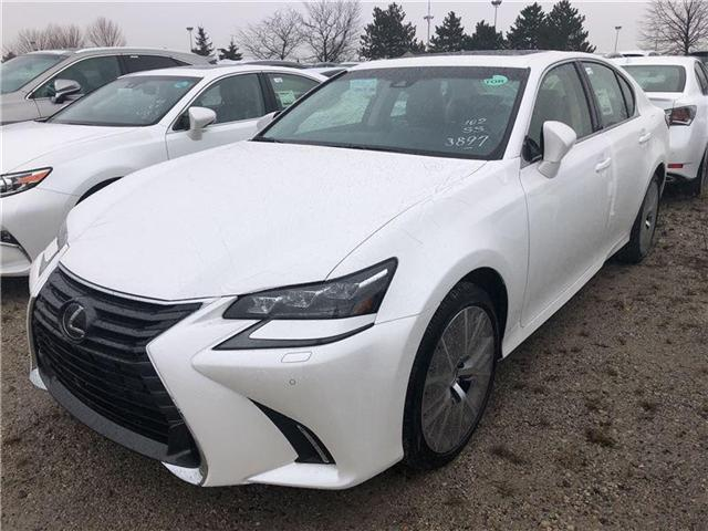 2018 Lexus GS 350 Premium (Stk: 9198) in Brampton - Image 1 of 5