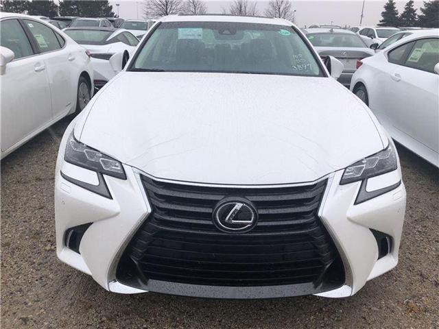 2018 Lexus GS 350 Premium (Stk: 9198) in Brampton - Image 2 of 5