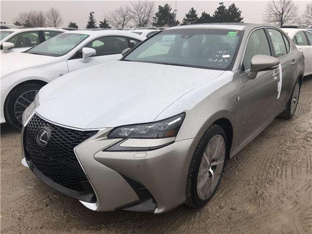 2018 Lexus GS 350 Premium (Stk: 9239) in Brampton - Image 1 of 5