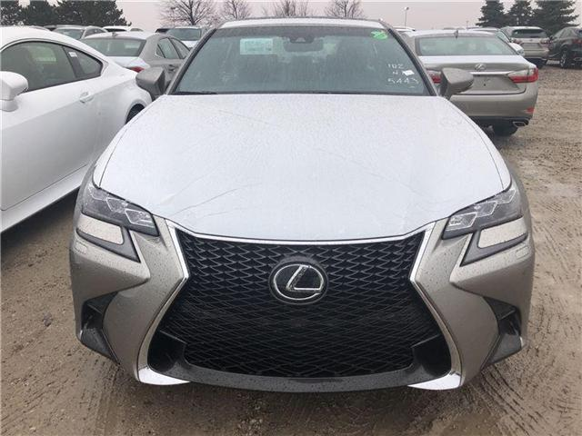 2018 Lexus GS 350 Premium (Stk: 9239) in Brampton - Image 2 of 5