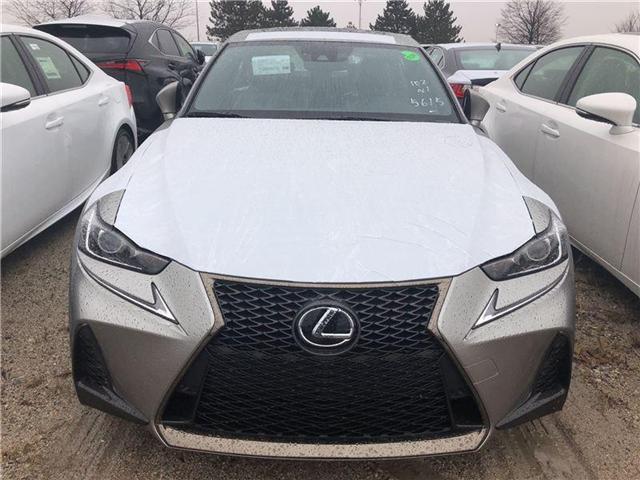 2018 Lexus IS 300 Base (Stk: 30135) in Brampton - Image 2 of 5