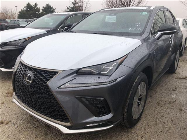 2018 Lexus NX 300 Base (Stk: 170063) in Brampton - Image 1 of 5