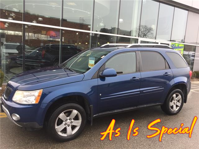 Used 2008 Pontiac Torrent  SOLD AS IS / AS TRADED - London - Finch Chevrolet