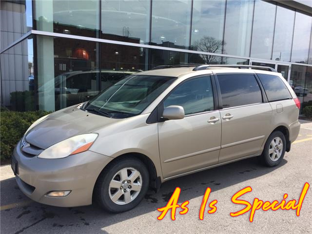 Used 2009 Toyota Sienna  CE|SOLD AS IS / AS TRADED - London - Finch Chevrolet