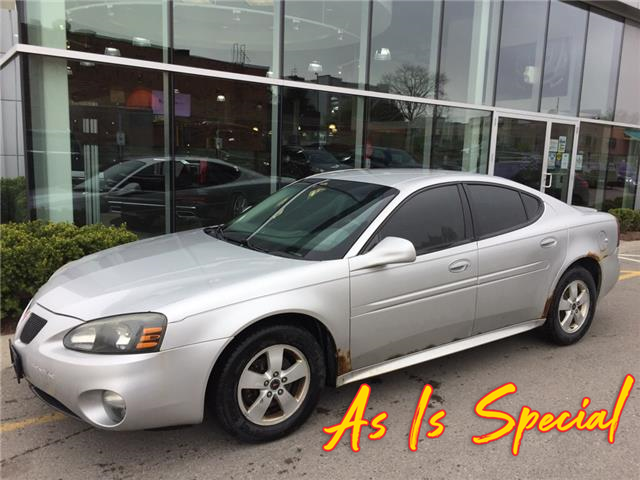 2005 Pontiac Grand Prix Base (Stk: 154401) in London - Image 1 of 1