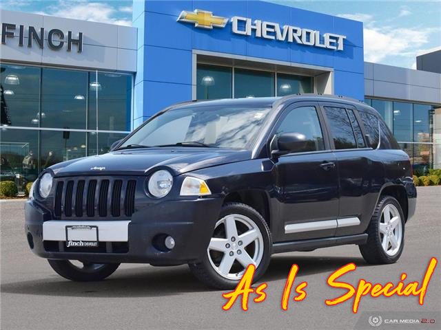 2010 Jeep Compass Limited (Stk: 153802) in London - Image 1 of 28