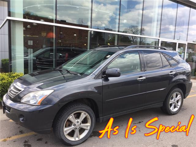 Used 2008 Lexus RX 400h Base HYBRID|AWD|SOLD AS IS / AS TRADED - London - Finch Chevrolet