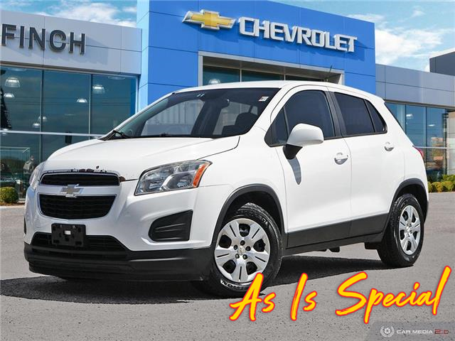 2013 Chevrolet Trax LS (Stk: 154502) in London - Image 1 of 28