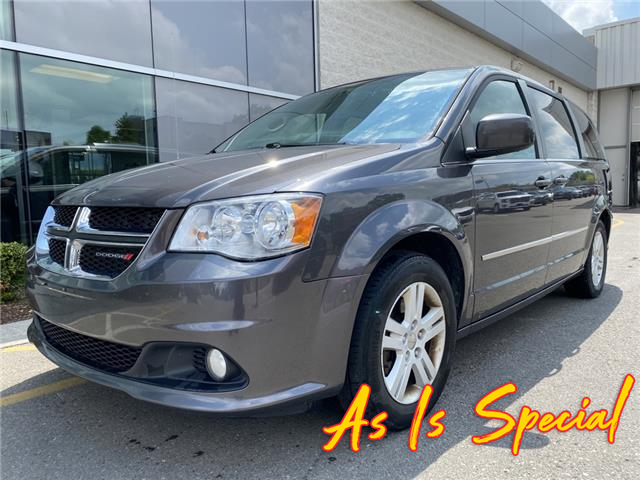 Used 2015 Dodge Grand Caravan Crew CREW|SOLD AS IS / AS TRADED - London - Finch Chevrolet