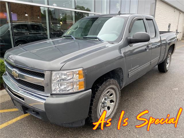 Used 2011 Chevrolet Silverado 1500  EXTENDED CAB|4X4|CHEYENNE EDITION|SOLD AS IS / AS TRADED - London - Finch Chevrolet