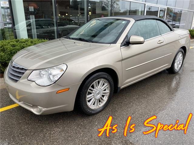 Used 2009 Chrysler Sebring Touring TOURING|SOLD AS IS / AS TRADED - London - Finch Chevrolet