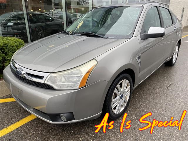 Used 2008 Ford Focus SES SES - London - Finch Chevrolet