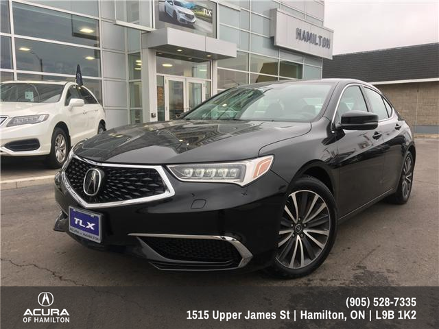 2018 Acura TLX Tech (Stk: 180013) in Hamilton - Image 1 of 22